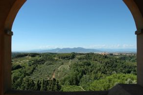 Villa in Tuscany - Panoramic view