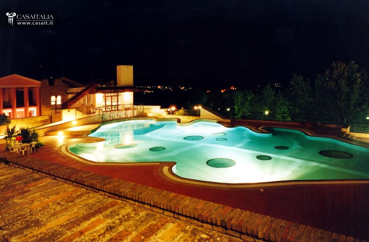 Marche - Sarnano - Luxury hotel for sale