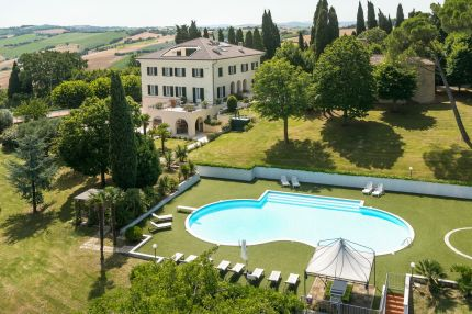Luxuery villa for sale in Le Marche
