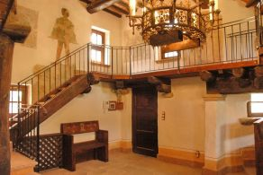 Apartment in the castle for sale