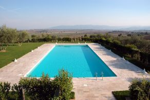 Villa for sale in Tuscany - Swimming pool