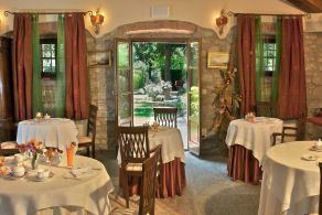 Cortona - Hotel with restaurant for sale