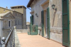 Umbria - Orvieto - Apartment with terrace for sale