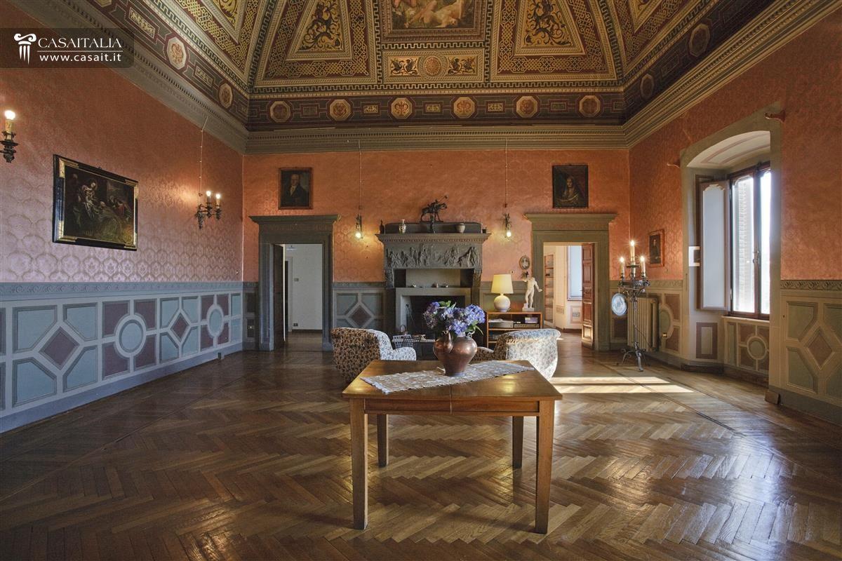 Historic Palazzo For Sale In Spello