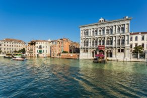 Apartment Canal Grande view for sale in Venice