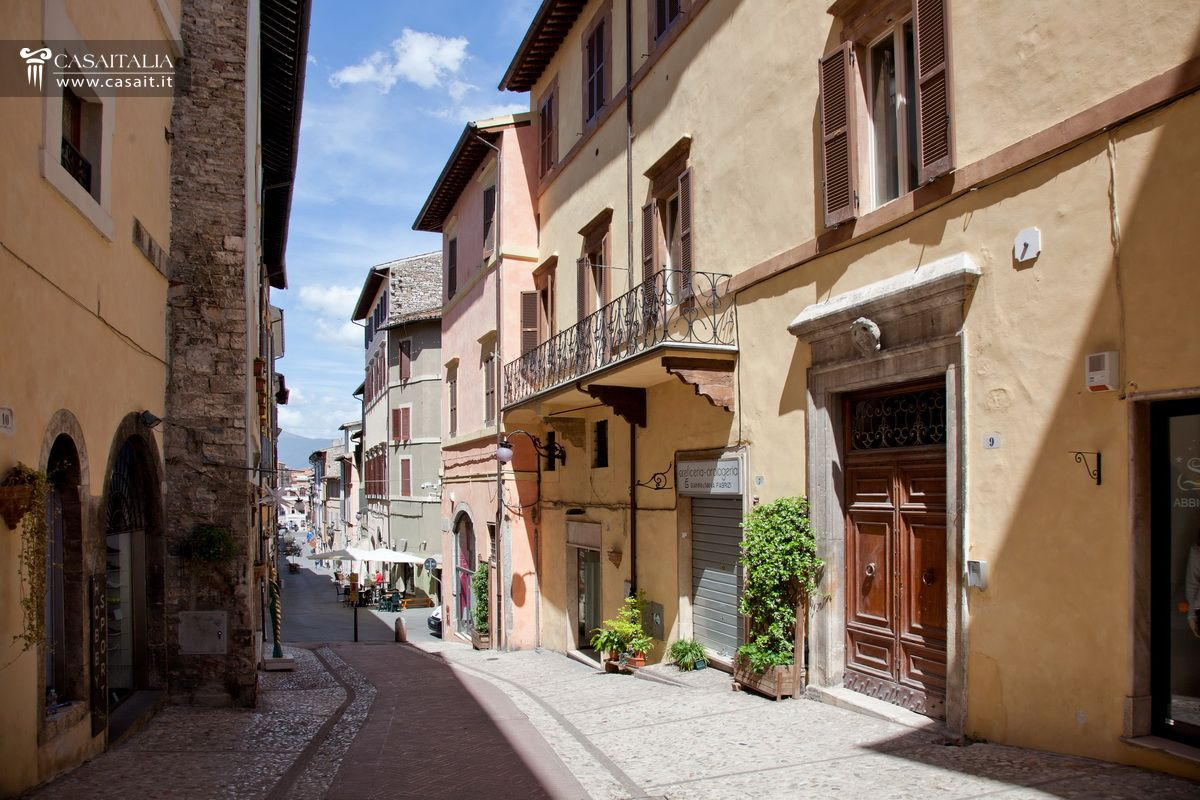 Apartment for sale in Spoleto