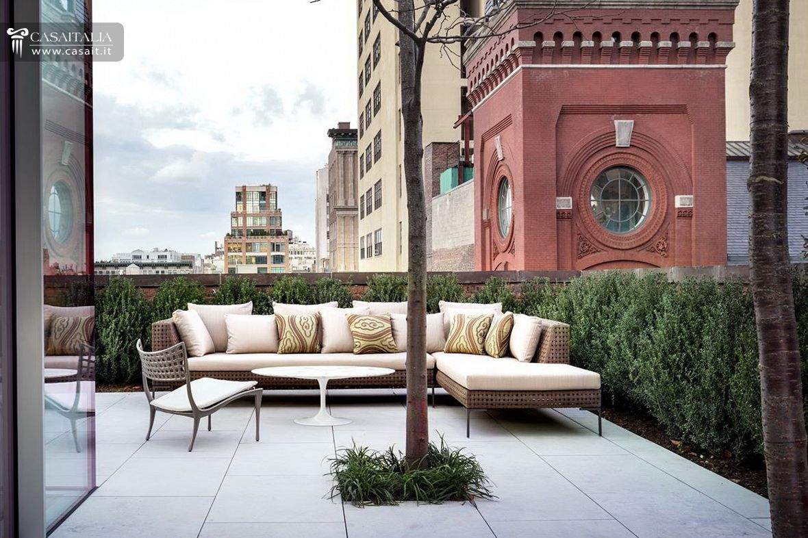 Penthouse for sale in Tribeca - New York
