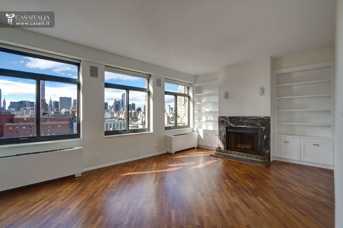 Luxury apartments for sale in New York City