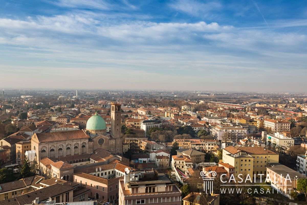 Luxury penthouse for sale in Padua, Veneto