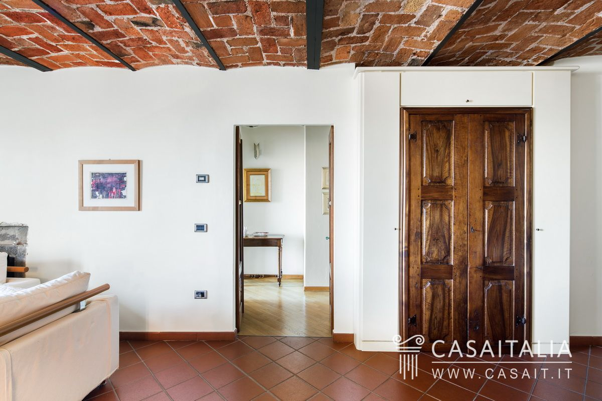 Apartment with terrace for sale in Acqui Terme, Piemonte