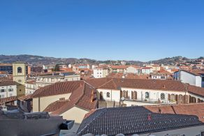 Apartment with panoramic terrace for sale in Acqui Terme