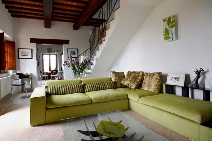 Luxury apartment for sale in Cortona