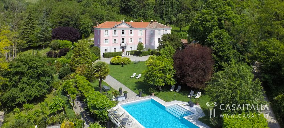 Luxury villa for sale in Piedmont, Acqui Terme