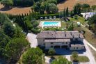 Villa with swimming pool near Spoleto in Umbria