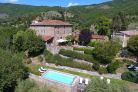 Restored hamlet with swimming pool for sale in Tuscany