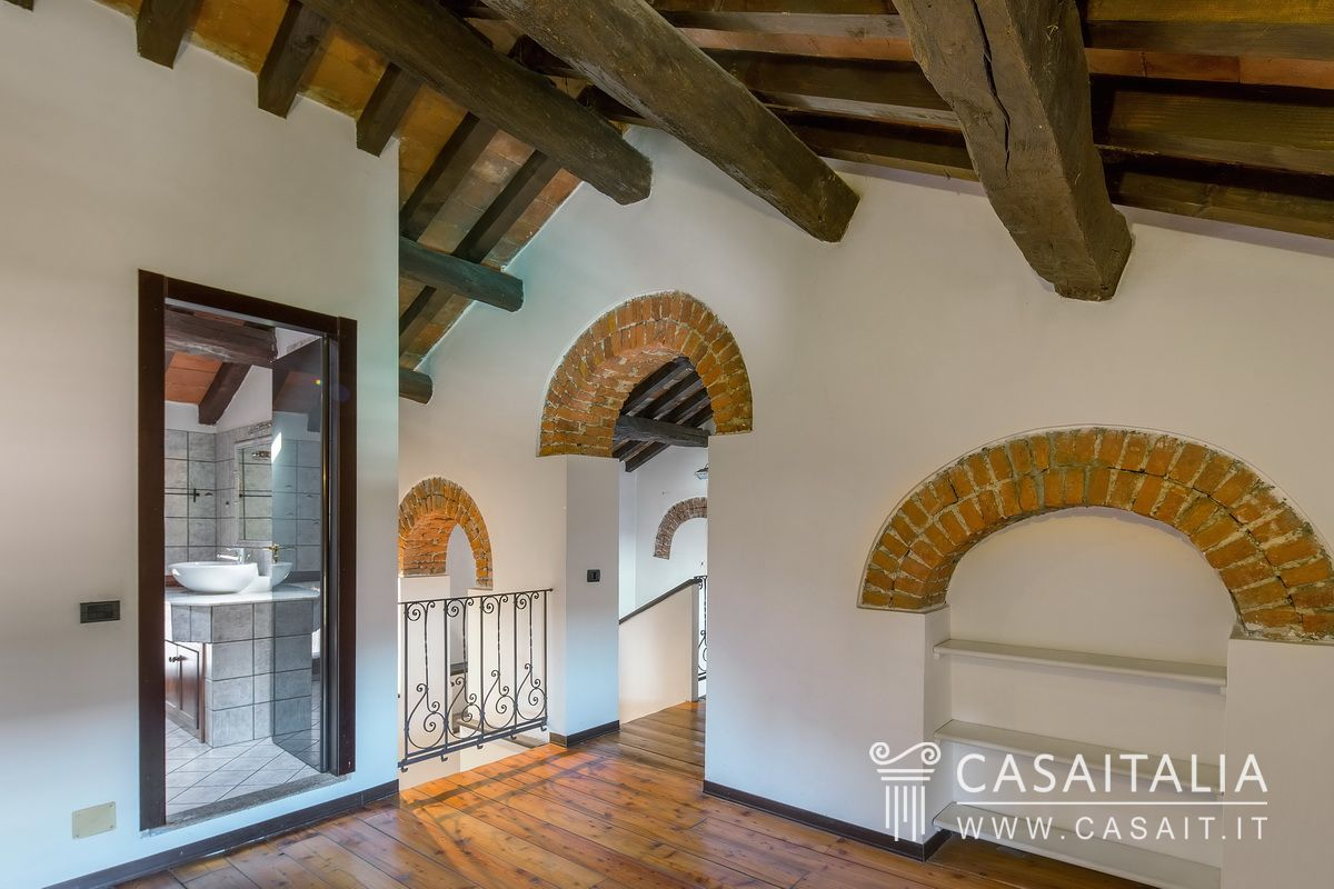 Period villa for sale in Novara, Piemonte