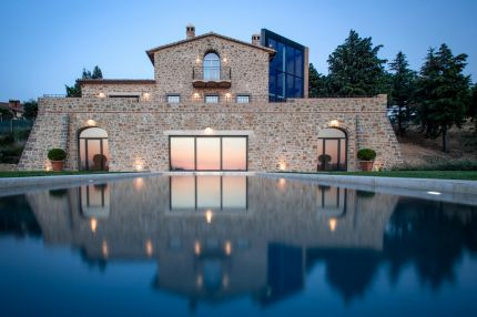 Country villa for sale in Piegaro, Umbria