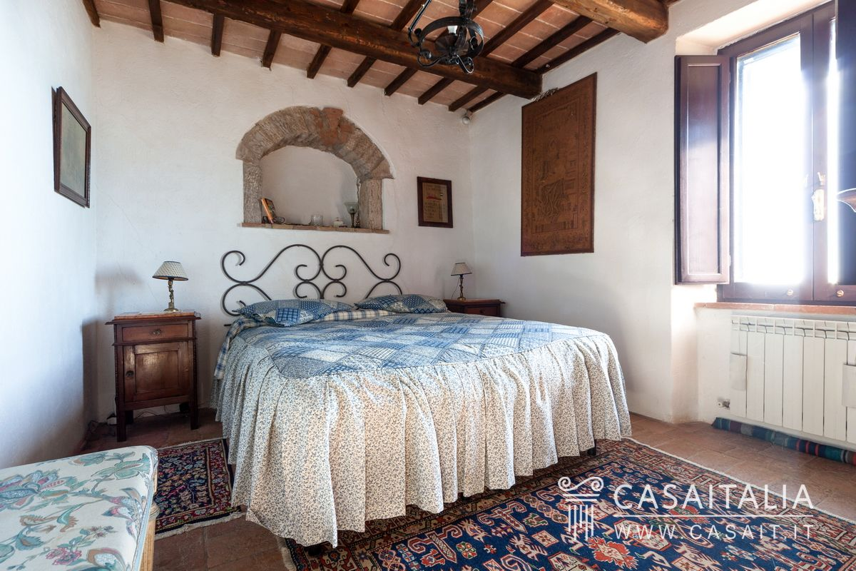 Luxury apartmento for sale in Todi, Umbria