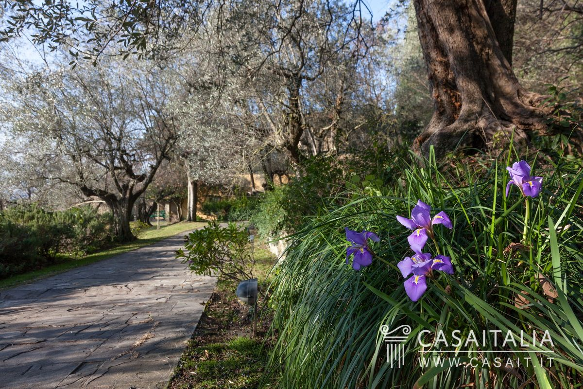 Luxury villa for sale in Fiesole, Tuscany