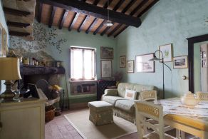 Apartment with swimming pool for sale in Umbria