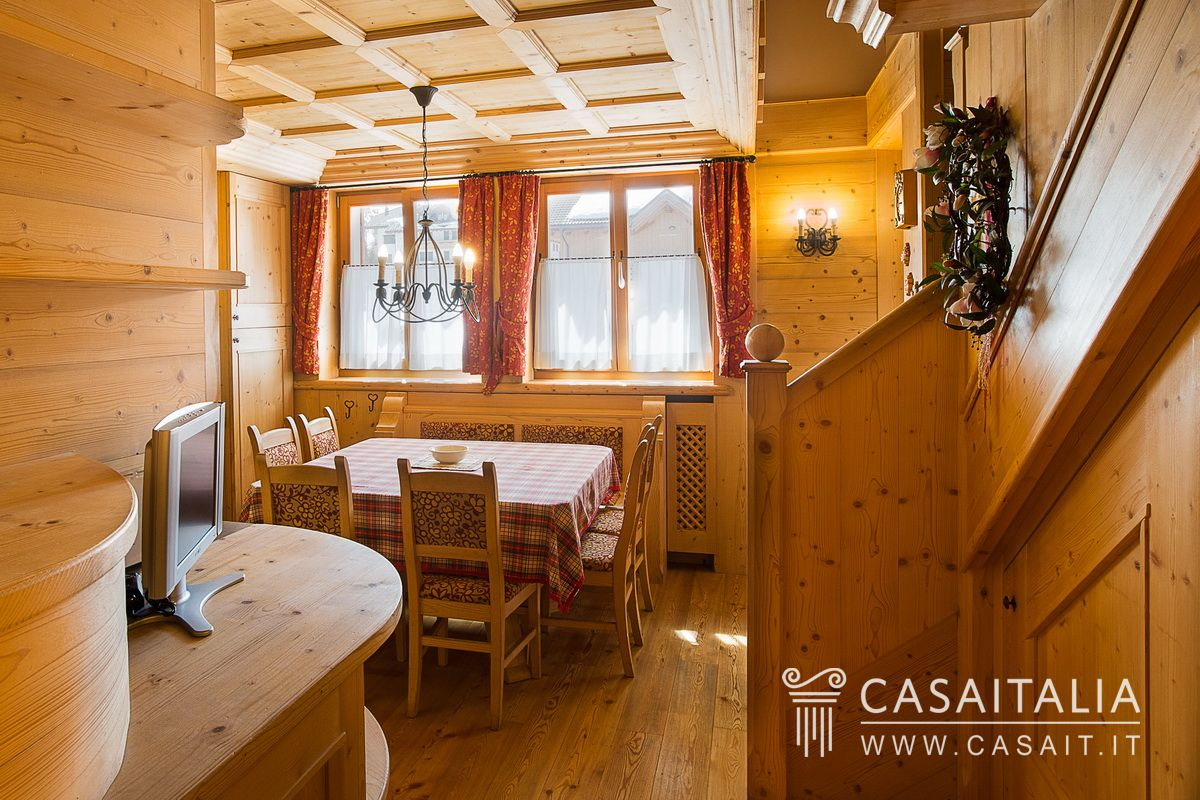 Apartment for sale in Arabba, the Dolomites