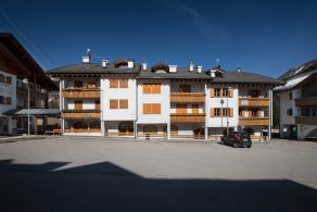 Sky property for sale in the Dolomites, Arabba