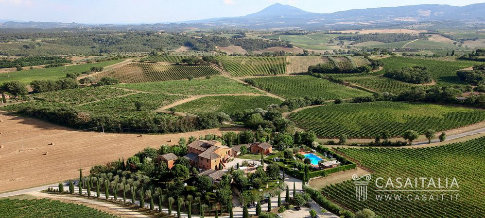 Luxury property for sale Tuscany, Montepulciano