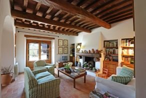 Luxury country villa for sale in Maremma, Manciano