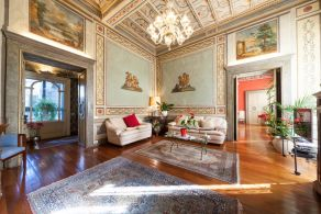 Luxury apartment for sale in the centre of Spoleto