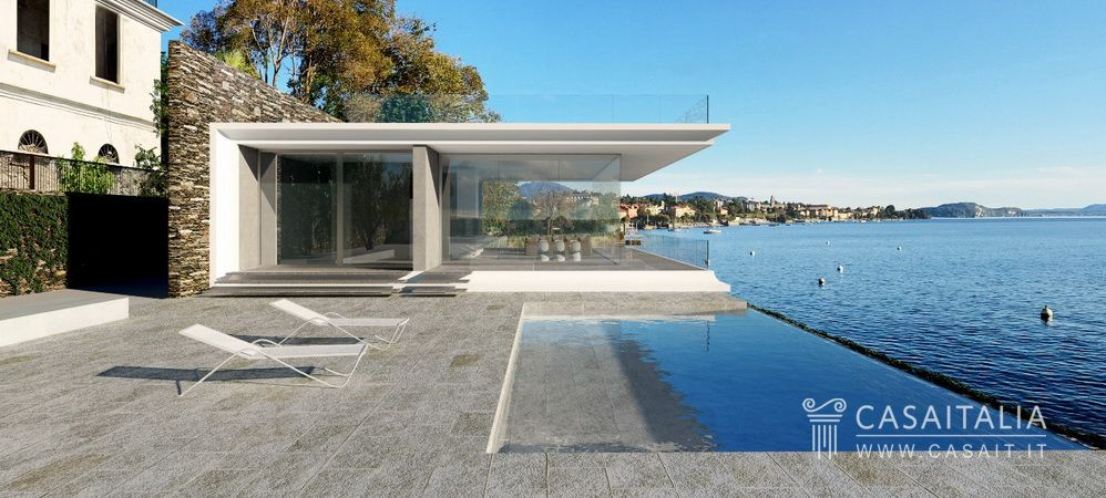Luxury villa for sale on Lake Maggiore, Casaitalia International
