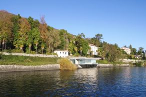 Lake front villa for sale in Verbania, Lake Maggiore