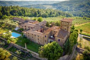 Castle for sale in Chianti area, Tuscany