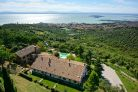 Umbria - Villa with lake view sale